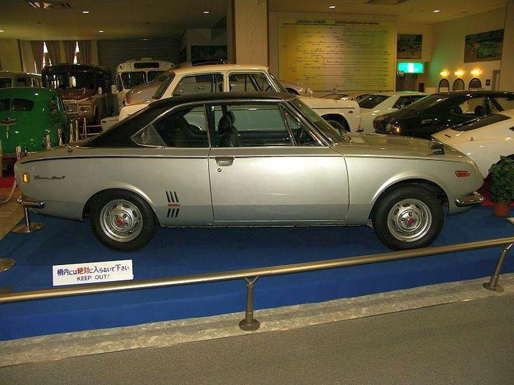 Toyota Corona Mark II HT 1900 GSS