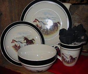 Horse China Dinnerware | Horse Dinnerware & 10 best Horse dishes images on Pinterest | Horses Dinnerware and ...