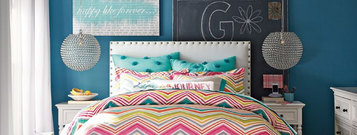 Pinterest for Pottery barn teen paint colors