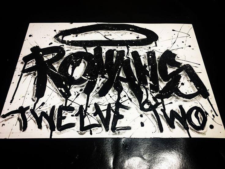 #romans #graffiti