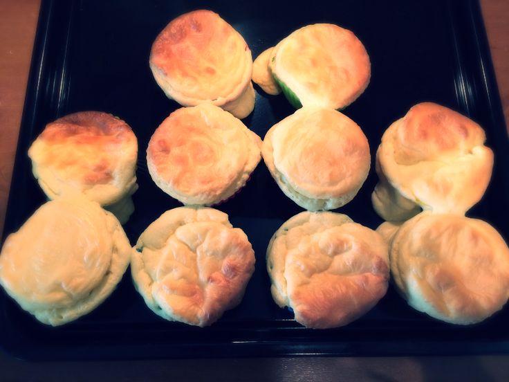Koolhydraatarme recepten: Cheesecake muffins