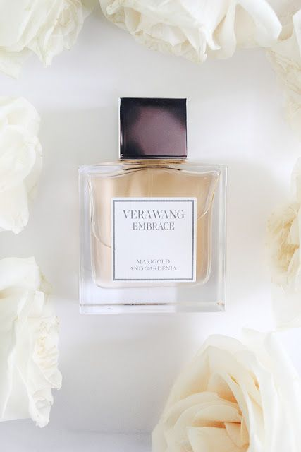 Vera Wang Embrace Marigold and Gardenia {+ Win the Entire #VWEmbrace Perfume Collection!} #IC #partner