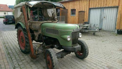 Fendt Farmer 2D in Thüringen - Wasungen | PKW Anhänger gebraucht kaufen | eBay Kleinanzeigen