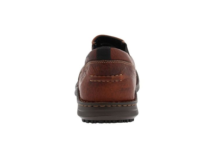 Timberland PRO Gladstone ESD Steel Toe Men's Work Boots Brown Full-Grain Leather