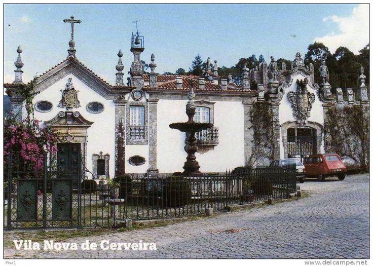 215 best solares de portugal images on pinterest - Vilanova de cerveira ...