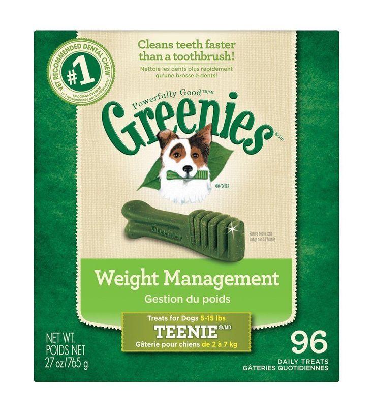 Greenies Teenie Dog Dental Chew 27 oz 96ct   #GREENIES