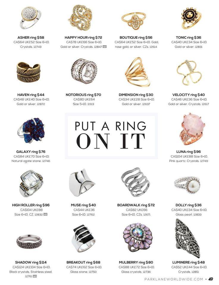 #ClippedOnIssuu from Park Lane Jewelry 2016-2017 catalog us ca uk                                                                                                                                                                                 More