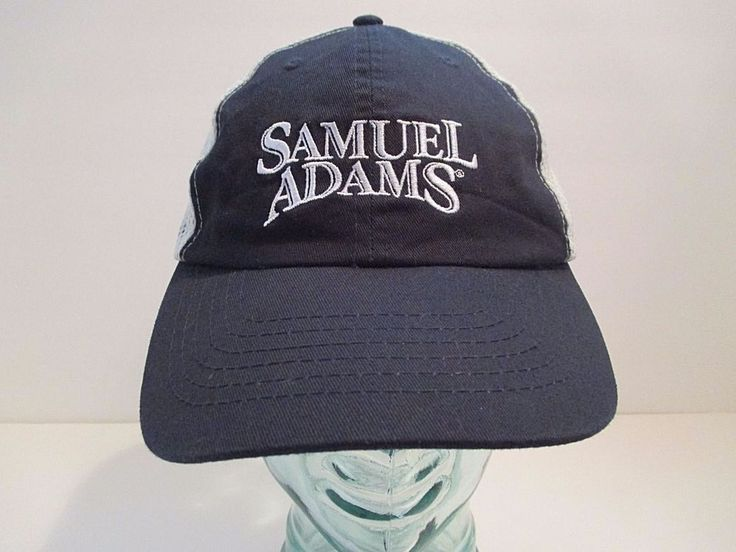 "Samuel Adams Ball Cap/Hat ""For the Love of Beer"" Boston Beer Company One Size"