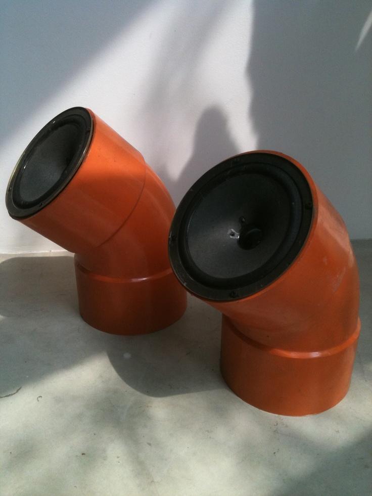 Juiced Pipe speakers | My Creations. in 2019 | Diy ...