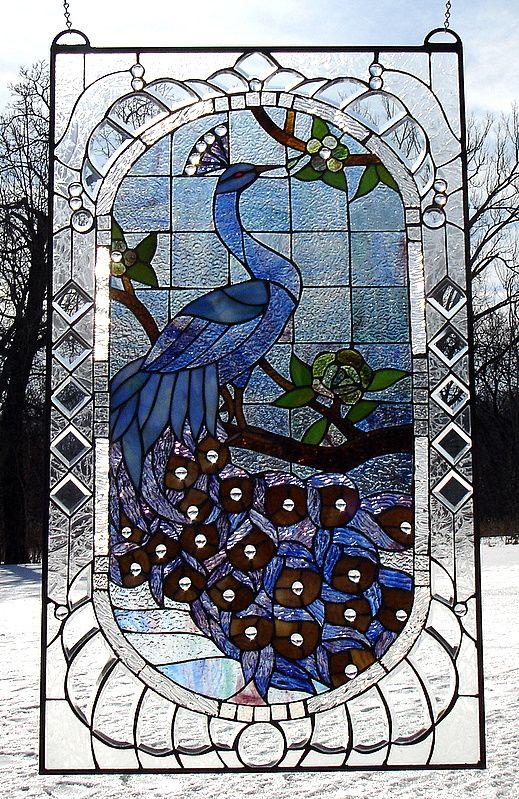Stained Glass Art Windows : Fresh Home Improvement News : Fresh ...