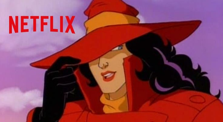 New Carmen Sandiego animated series coming to Netflix in 2019: If you're a person of a certain age (i.e., you're old), you… (via Flixist)