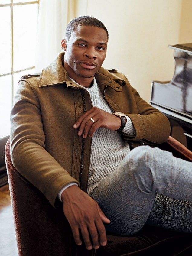 Russell Westbrook Graces The Cover of Bloomberg Magazine, Talks Style And Men's Fashion Influence In The NBA | UpscaleHype