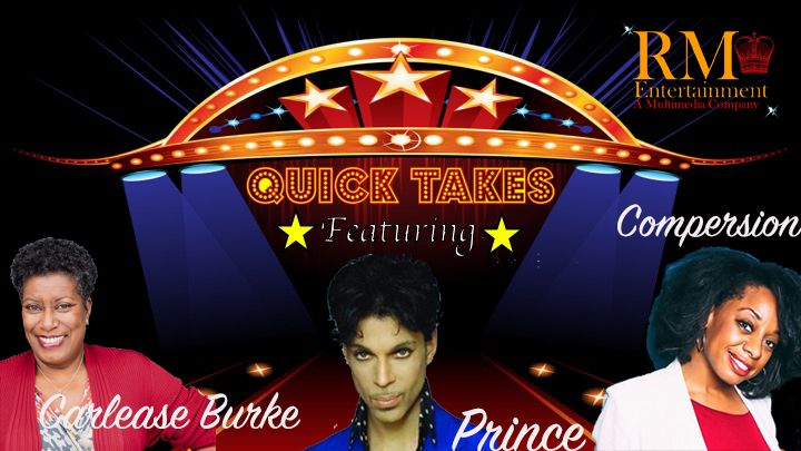 PRINCE: The esteemed entertainment portal Shadow and Act follows up on an initial post by Screen Daily that a second Prince documentary, titled Prince: Pop Life, impends. This documentary is said to feature exclusive footage and other extras. We'll keep... #carleaseburke #enchanttv #fountaintheatre