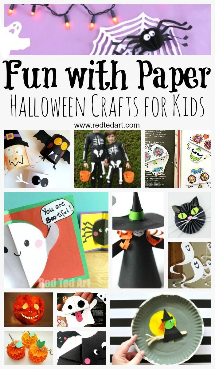 1825 best kids halloween activities images on pinterest