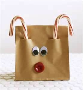 christmas paper bags craft - Bing Images