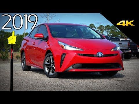 2019 Toyota Prius Xle Ultimate In Depth Look In 4k Youtube