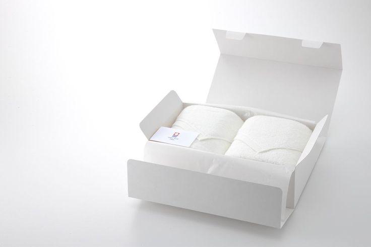 【今治タオルselection】今治生まれの白いタオルギフトセット(BT×2枚入)|今治タオルショップ公式通販サイト | ブランド認定SHOP