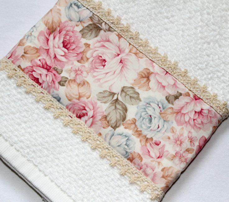 Towel Rose Garden