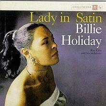 Lady in Satin - Billie Holiday, 1958