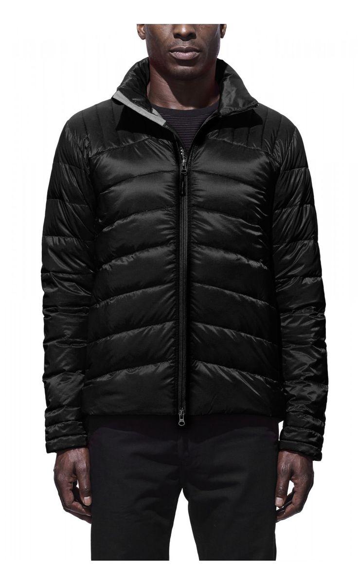 Canada Goose Brookvale Jacket Black Men - Canada Goose #canadagoose #parka #jackets #winter #winterparka #fashion #gifts #lifestyle