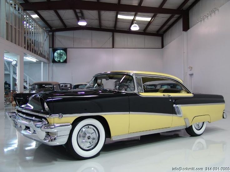 Daniel schmitt co presents 1956 mercury monterey 2 for 1955 mercury monterey 2 door hardtop