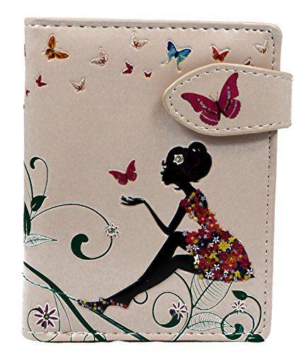 Richtig schicke Geldbörsen... Shagwear Junge-Damen Geldbörse, Small Purse: Verschiedene Farben und Designs: (Schmetterling Oase Rosa/ Butterfly Oasis) Shagwear http://www.amazon.de/dp/B014Z9826A/ref=cm_sw_r_pi_dp_pcoPwb073EXXZ