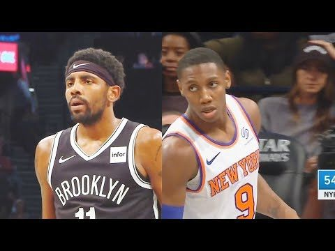 25. Oktober 2019 – VIDEO – Brooklyn Nets gegen New York Knicks Höhepunkte des Spiels …   – Sports News/Information, Memorable People & Moments – USA, Canada, and International Sports