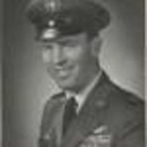 """Valor awards for LTC William """"Bill"""" Steele (1913-2008) USAF. Distinguished Flying Cross, Bronze Star, Purple Heart, Prisoner of War Medal."""