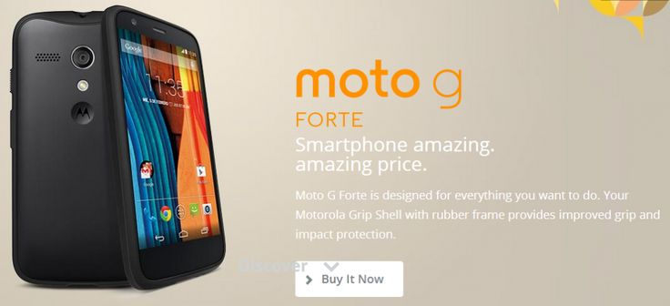 Moto G Forte-the rugged version of Moto G goes official - Exynox