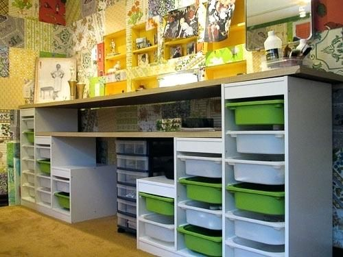 recollections craft room storage furniture affordable ideas using kids and re store 1