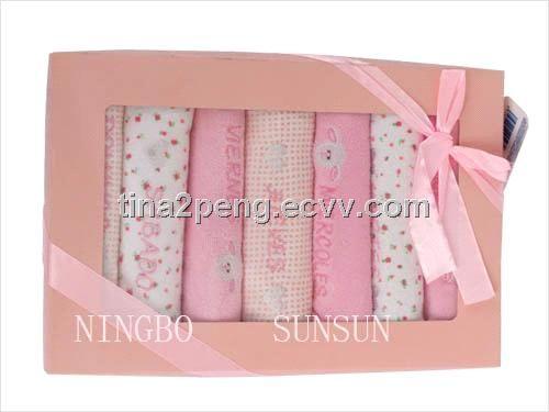 baby bibs - China 2013 good quality cotton cute fashion baby bibs