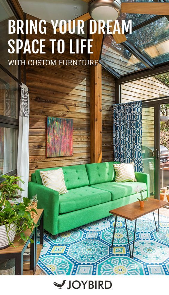Why be generic when you can stand out with Mid Century Modern furniture from Joybird? Save up to 20% on ALL Sofas, Chairs, Storage and Decor during our LIVING ROOM SALE! All Joybird furniture comes with a 365-day home trial & lifetime warranty!