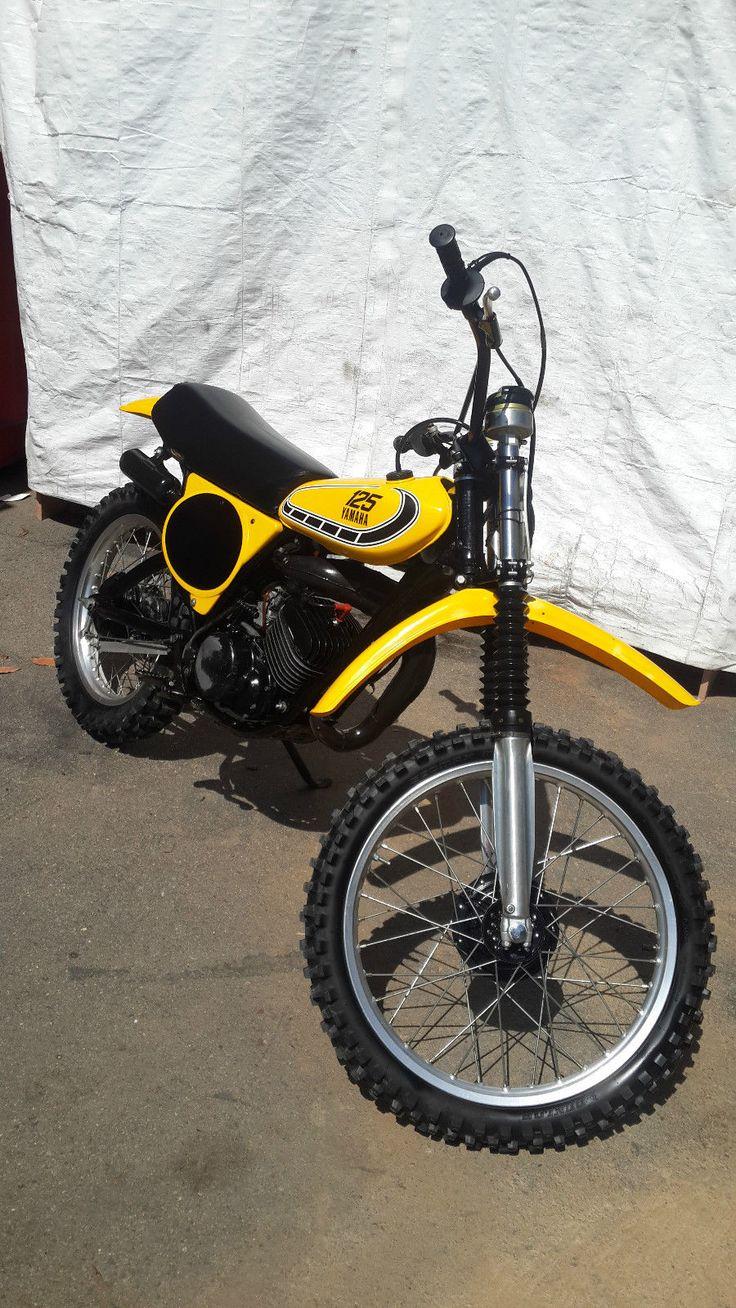 1000 ideas about yamaha yz 125 on pinterest motocross. Black Bedroom Furniture Sets. Home Design Ideas