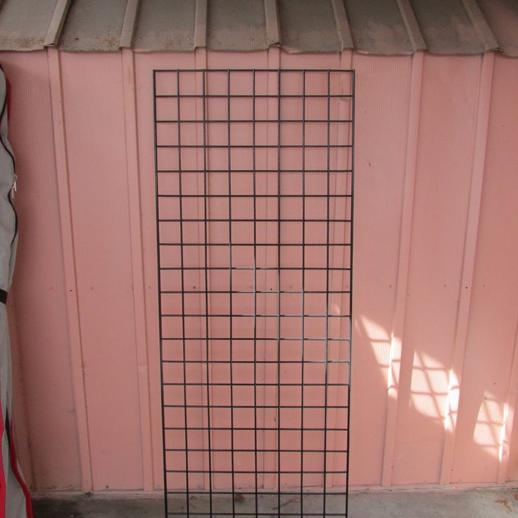 """Wire Grid Panels  24"""" x 60"""" Excellent Condition $15 ea/ six $72.00 in Business & Industrial, Retail & Services, Racks & Fixtures, Clothing Racks   eBay"""