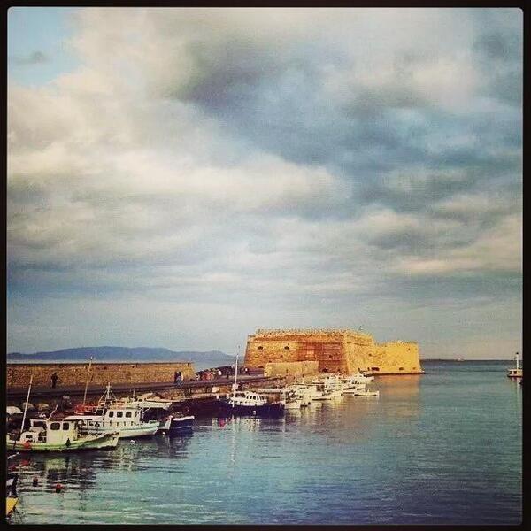 Heraklion, Crete Hardor