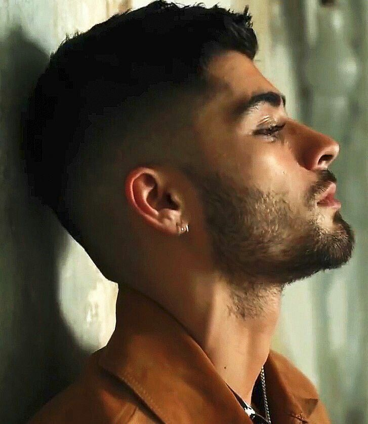 zayn malik hair back side - photo #28