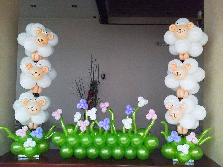 14 melhores imagens sobre balões decoraç u00e3o no Pinterest Fai da te, Artesanato criativo e