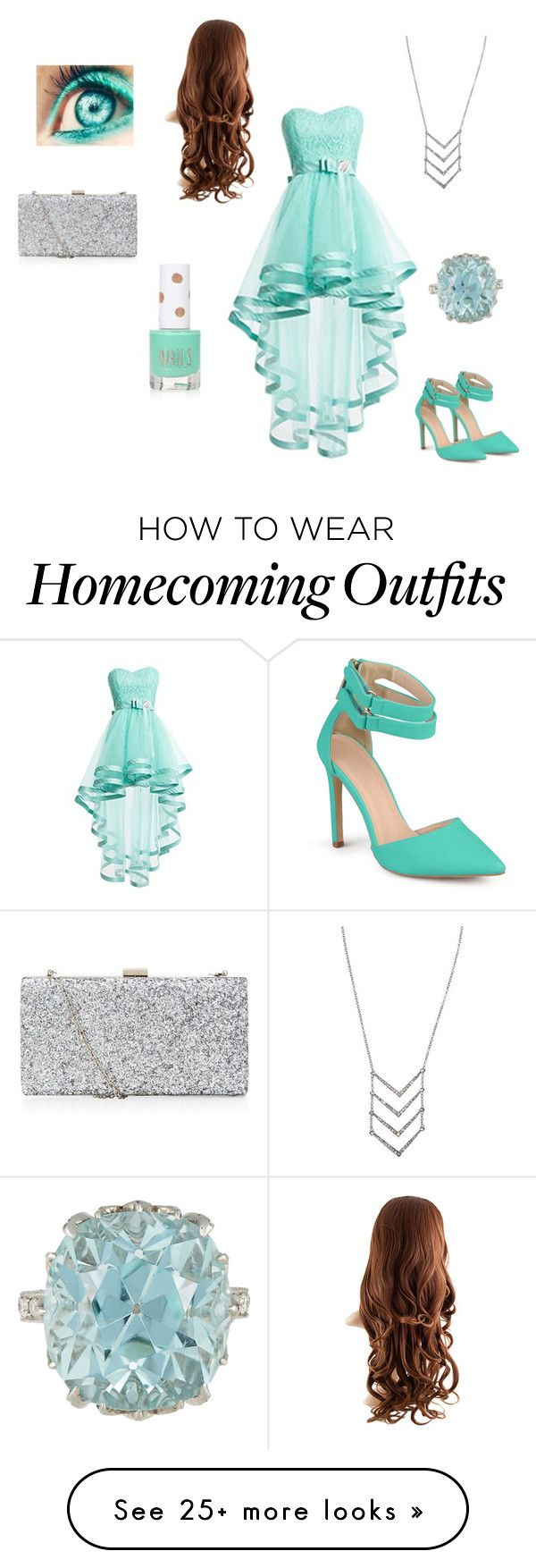 """Untitled #57"" by sweet-strawberry-fairy on Polyvore featuring MUNNU The Gem Palace, Journee Collection and Topshop"