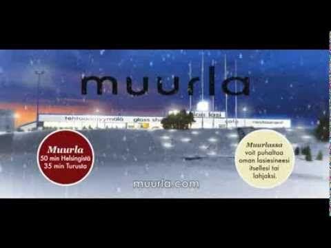 Muurla Tehtaanmyymälä joulu 2013 / Muurla's Factory Outlet Christmas 2013 - YouTube