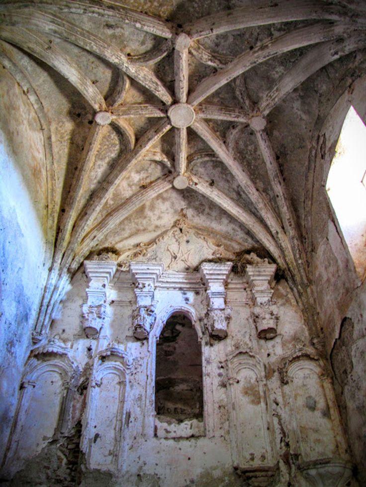 Convento de la Madre de Dios Valverde leganes. #Convento #Convent #ruinas #Ruins #Art #Arte