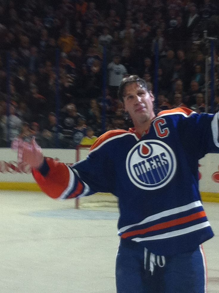 Ryan Smyth's last game :(
