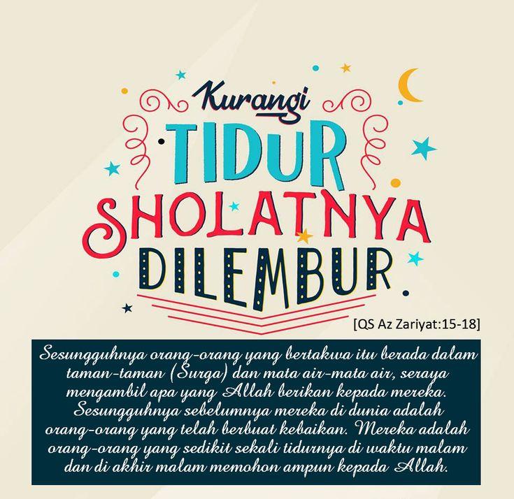 Follow @NasihatSahabatCom http://nasihatsahabat.com #nasihatsahabat #mutiarasunnah #motivasiIslami #petuahulama #hadist #hadits #nasihatulama #fatwaulama #akhlak #akhlaq #sunnah  #aqidah #akidah #salafiyah #Muslimah #adabIslami #DakwahSalaf #ManhajSalaf #Alhaq #dakwahsunnah #Islam #ahlussunnah  #sunnah #tauhid #dakwahtauhid #Alquran #kajiansunnah #salafy #fadhilah #keutamaan #shalat #sholat #salat #solat #malam #Tahajud #anjuranshalatmalam #kurangitidur #lemburshalat #sedikittidur