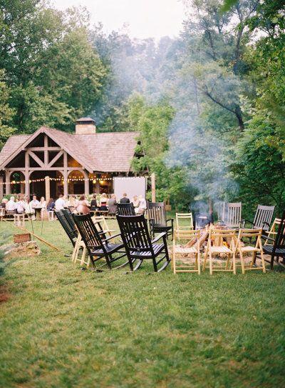 New Hampshire wedding backdrop  #lakewedding