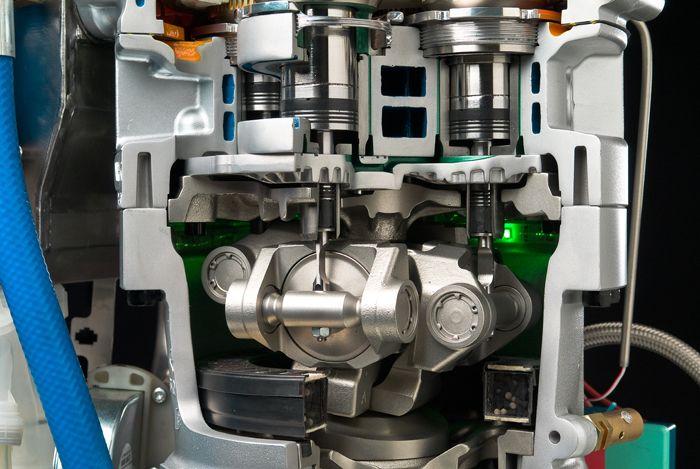 WhispergenEurope Especificaciones técnicas Motor