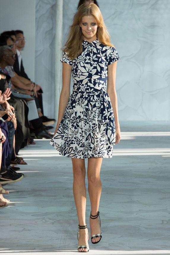 Diane von Furstenberg Spring 2015 RTW – Runway – Vogue