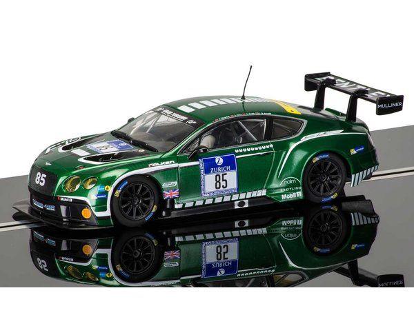 Bentley Continental GT3 Nurburgring 24hr 2015 Slot Car