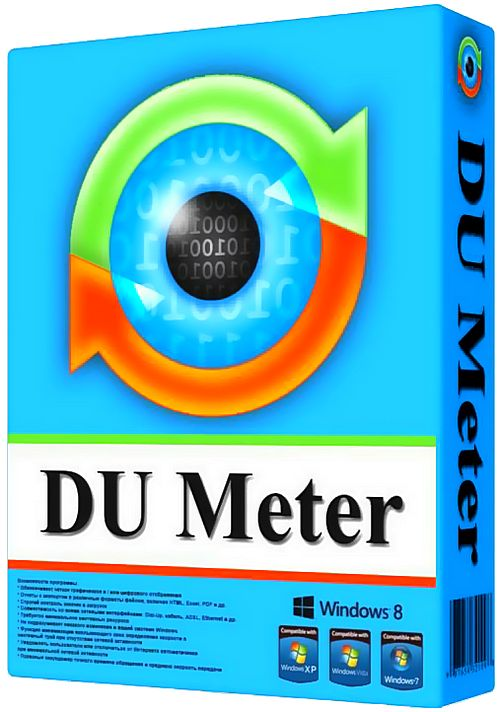 DU.Meter.6.05.3768 + Pacth | Software And Apps