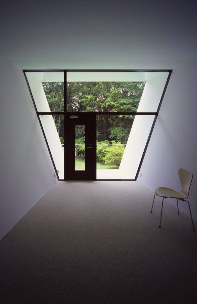 M House / Kei'ichi Irie + Power Unit Studio | More on: http://www.pinterest.com/AnkApin/abstract-piece-of-tecture/