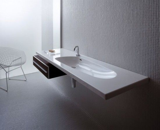 Laufen Wash Basin Design from Palomba Collection