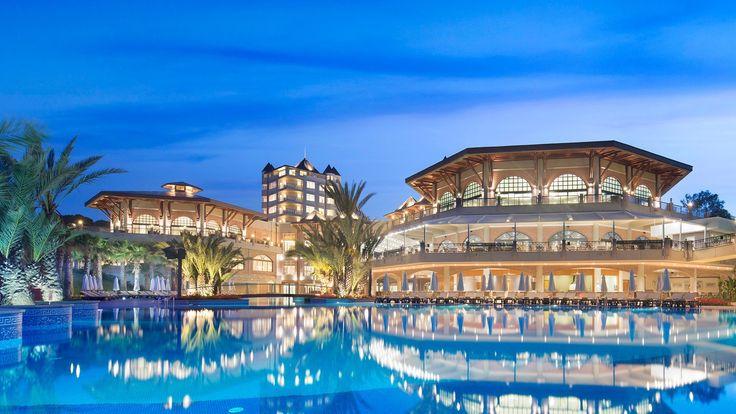 Turkey Holiday in Antalya Belek Papillon Zeugma Relaxury Hotel